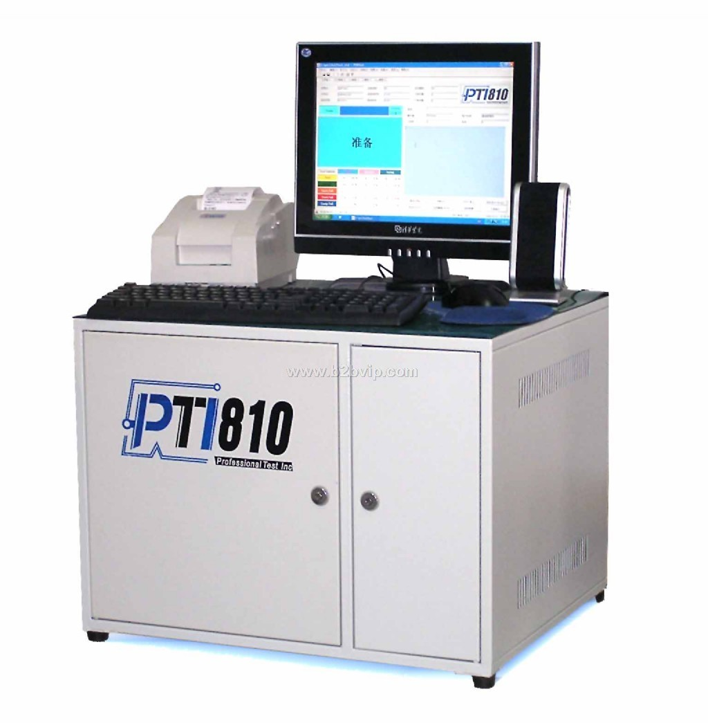 pti810型 fpc柔性电路板测试仪