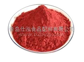 红曲米粉,红曲粉,青岛仕泓食品配料公司