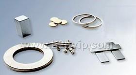 供应钕铁硼大园环,大方块大园片强力磁铁面高温磁铁