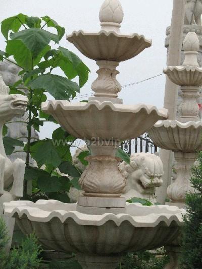 喷泉(石材)