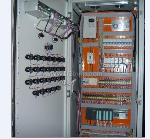 照明灯plc控制接线图