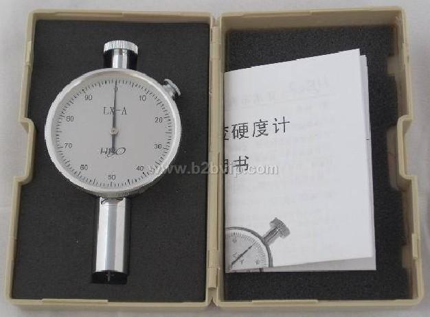 指针式邵尔硬度测量仪LX-A.C.D数字显示邵氏硬度计
