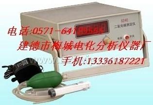 二氧化碳仪CYE-2二氧化碳测定仪