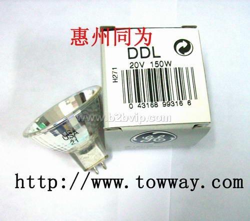 GE卤素灯泡DDL20V150wMR16美国