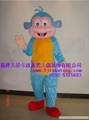 出售福建天祥动漫卡通服装/黑龙江人偶服饰