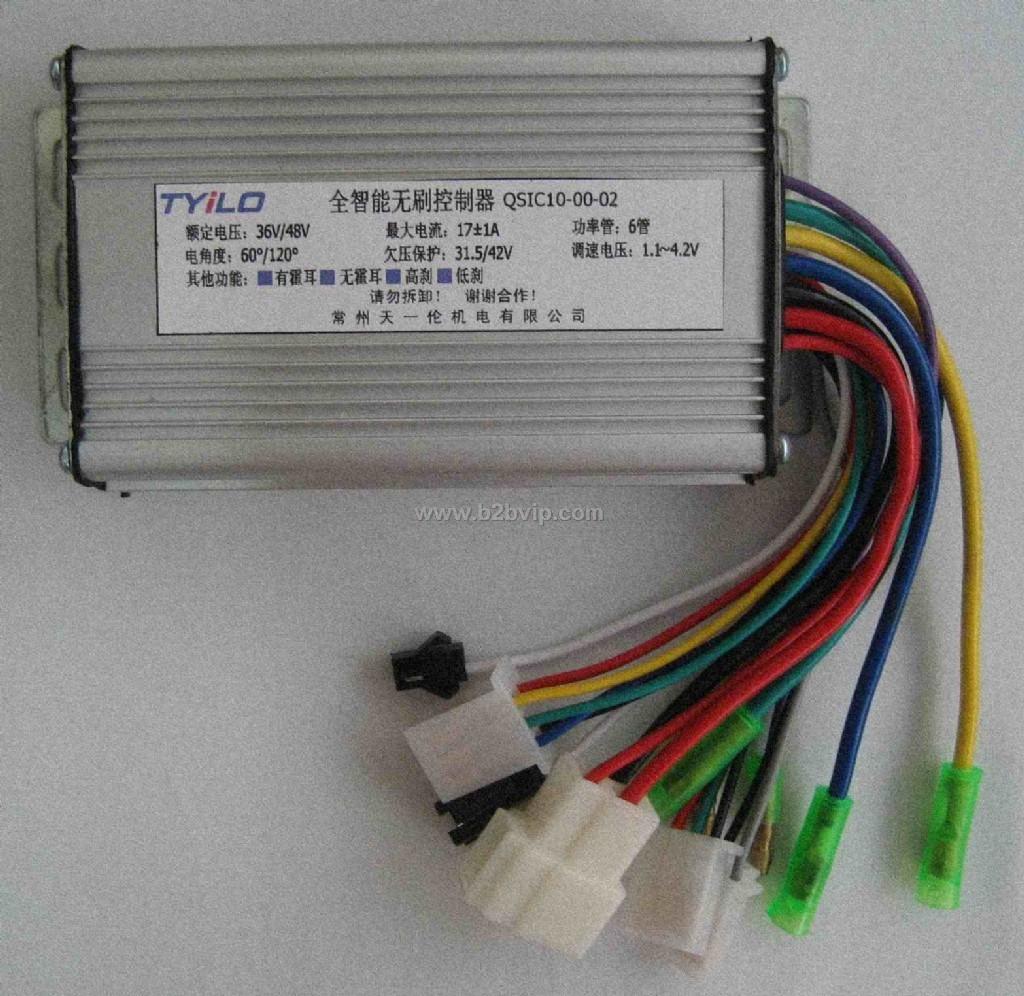 电动车控制器_供应产品