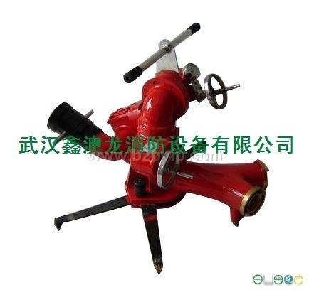 PPY移动式消防泡沫炮