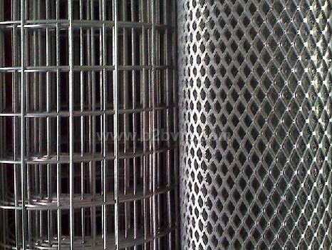 镀锌铁丝网,钢丝网,铁丝编织网