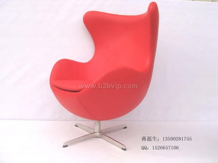 个性时尚蛋椅 名家雅各布森经典设计