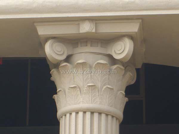 grc欧式构件|grc内墙板|砂岩|罗马柱|花瓶栏杆|装饰