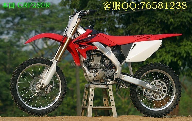 出售(越野车)本田crf250r摩托车