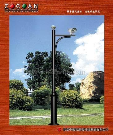 监控杆中创安监控立杆摄像机杆摄像机立杆交通标志杆