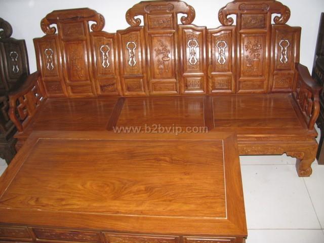 花梨木沙发红木家具