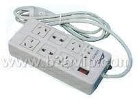 电源插座式浪涌保护器