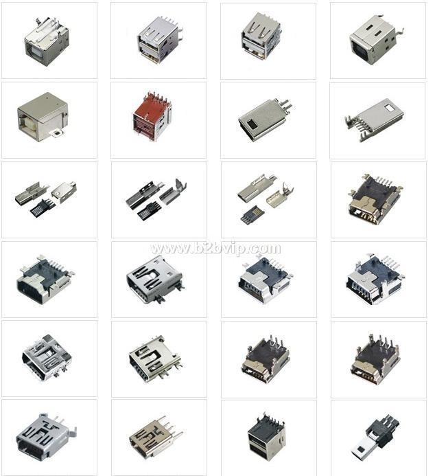 中山USB接口制造厂